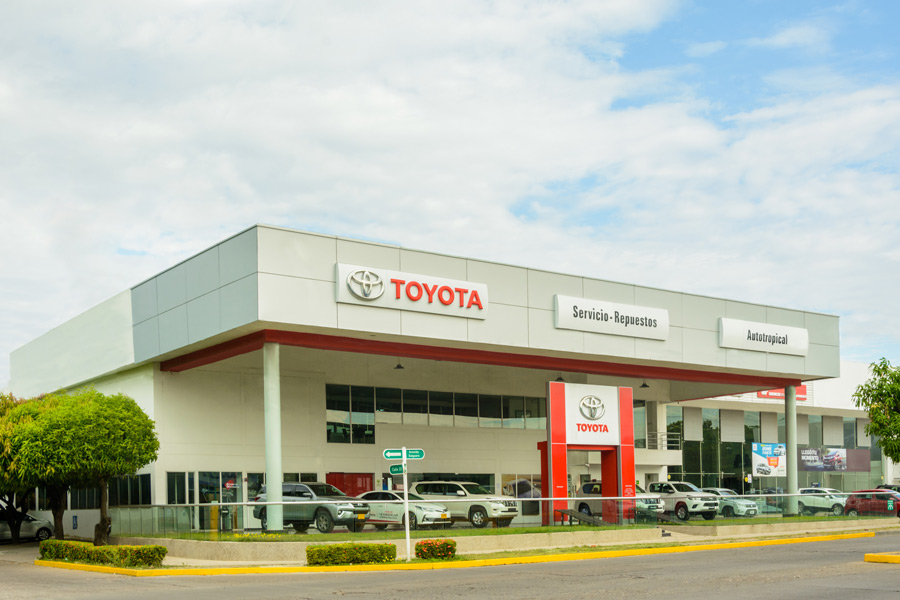 TOYOTA VALLEDUPAR AUTOTROPICAL