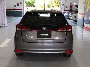 Toyota Yaris Baul